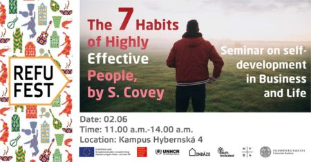 Business and life:7 Habits of Highly Effective People, S. Covey